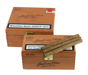 Jacob van Meer Mini Cigarillo