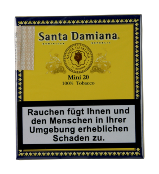 Santa Damiana Mini Cigarillo
