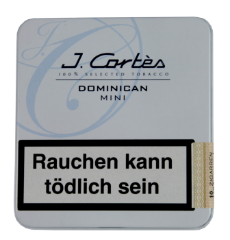 J. Cortès Dominican Mini Cigarillo