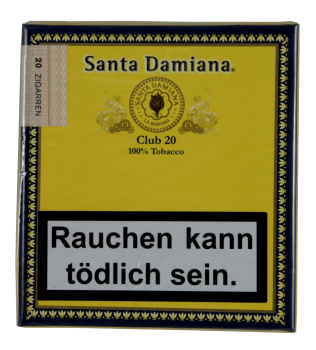 Santa Damiana Club Cigarillo