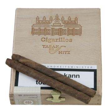 Tabak Nitz Cigarillo Medium Brasil