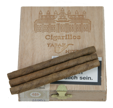 Tabak Nitz Cigarillo Mini Sumatra