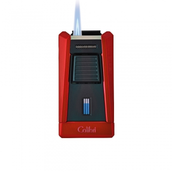 Colibri Stealth Single Jet Flame rot/schwarz