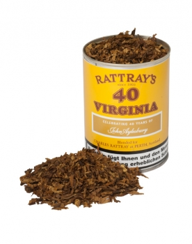 Rattray's 40 Edition