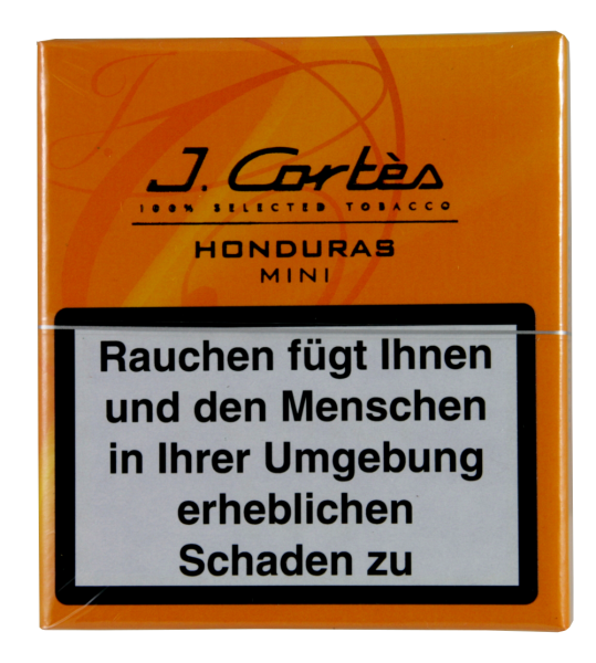 J. Cortès Honduras Mini Cigarillo